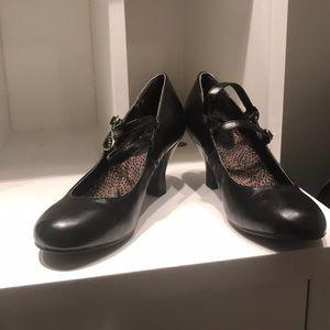 Jelly pop heels